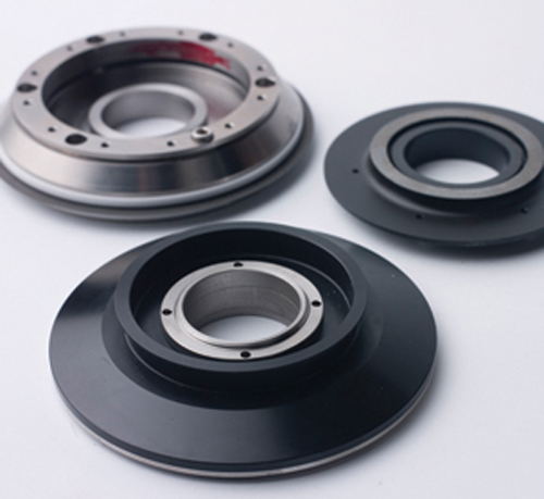 Ultra Precision Dicing Blade Flanges Image