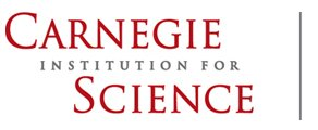 Carnegie Institutions for Science Logo