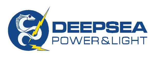 Deepsea Power&Light Logo
